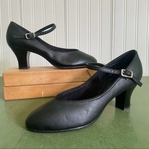 Capezio Mary Jane Style Character Shoes